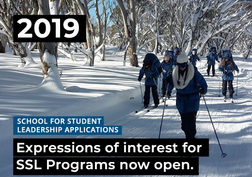 Expressions of Interest for 2019 SSL Programs Now Open for Alpine School, Snowy River and Gnurad-Gundidj Campuses