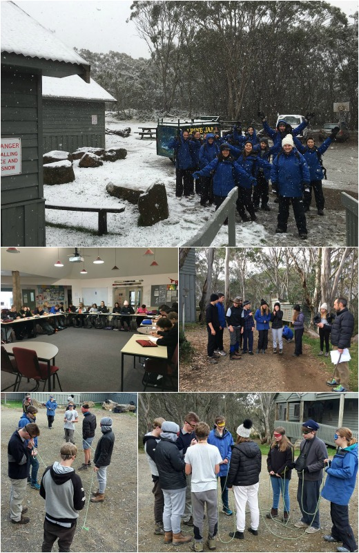 Term 2 - Team Activities and taste of Winter