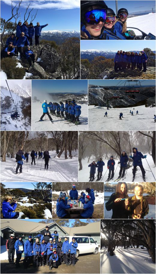 Term 3 - X-Country, Downhill and Expo Photos