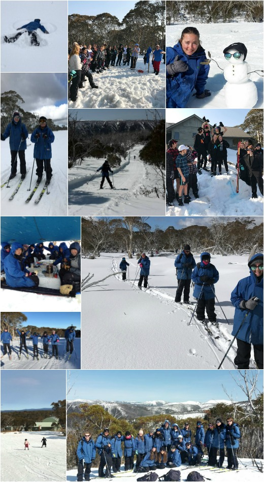 Term 3 - X-Country Skiing and Alpine Challenge