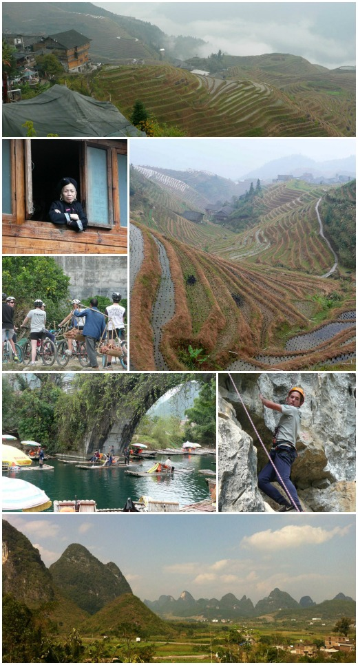 Adventures in Longsheng and Yangshuo