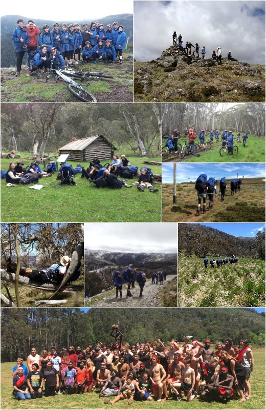 Term 4 - Expo 2, Bike Ride to Precipice Plain and Marngrook in Bright